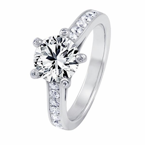 1.70克拉鑽石戒指