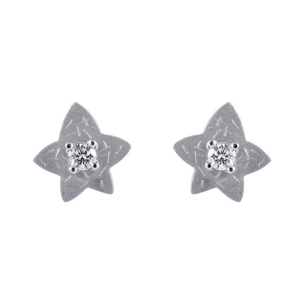 15分鑽石耳環