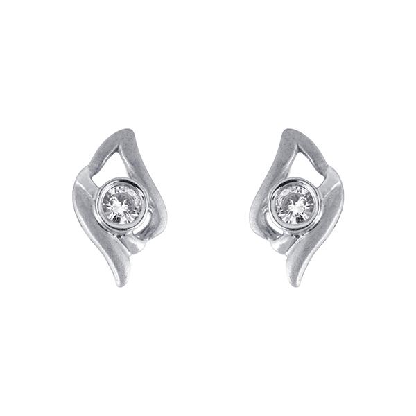 10分鑽石耳環