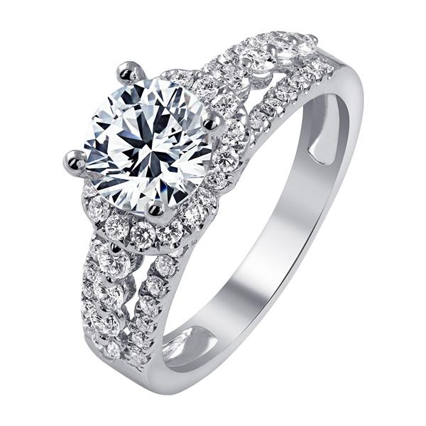 1.50克拉鑽石戒指